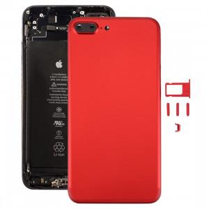 iPartsAcheter 6 en 1 pour iPhone 7 Plus (couverture arrière (avec lentille de la caméra) + plateau de carte + touche de contrôle du volume + bouton d'alimentation + interrupteur de sourdine Vibrator Key + signe) SI80RL1909-20