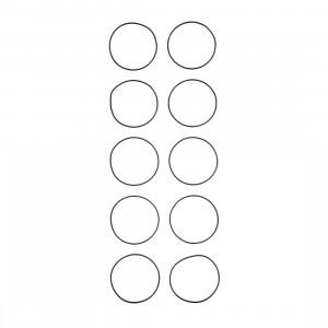 10 PCS iPartsAcheter pour iPhone 7 Plus et 7 Home Button Pads S197161065-20