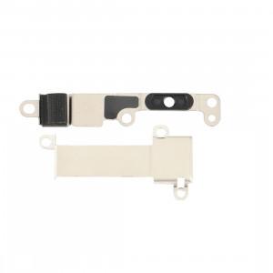 iPartsAcheter pour iPhone 8 Support de retenue de bouton d'accueil + Support de retenue de haut-parleur d'oreille SI0015949-20