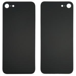 iPartsAcheter pour iPhone 8 couvercle arrière de la batterie (noir) SI11BL41-20