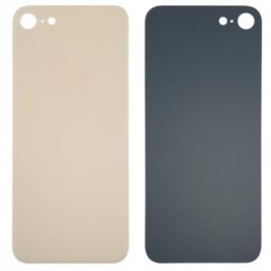 iPartsAcheter pour la couverture arrière de batterie de l'iPhone 8 (or) SI11JL1594-20