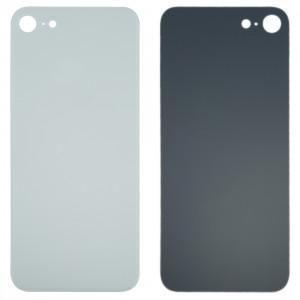 iPartsBuy pour iPhone 8 couvercle arrière de la batterie (blanc) SI11WL1110-20