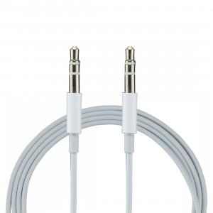 1m 3.5mm jack fil contrôle audio stéréo AUX câble, pour ordinateur, lecteur cd, mp3, voiture, casque, téléphones, tablettes, haut-parleur S12466372-20