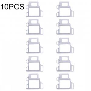 Anneau de positionnement de lumière flash 10 PCS pour iPhone 8 SH3550380-20