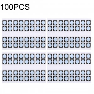 100 morceaux de mousse de mousse d'éponge d'appareil-photo de dos de PCS pour l'iPhone 8 SH3558279-20