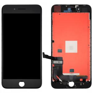 iPartsAcheter 3 en 1 pour iPhone 8 (LCD (AUO) + Cadre + Touch Pad) Assemblage de numériseur (Noir) SI403B1619-20
