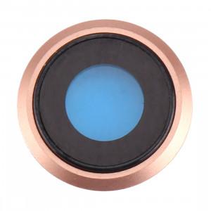 iPartsAcheter pour iPhone 8 anneau de lentille de caméra arrière (or) SI312J1049-20