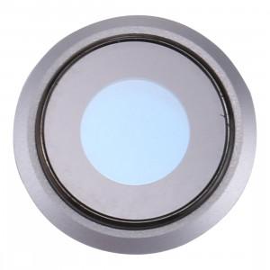 iPartsAcheter pour iPhone 8 anneau de lentille de caméra arrière (argent) SI312S98-20