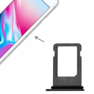 iPartsBuy pour le plateau de carte d'iPhone 8 (gris) SI322H963-20