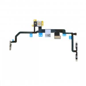 iPartsAcheter pour iPhone 8 Plus Power Button Flex Cable SI020L1104-20