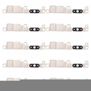 10 PCS iPartsAcheter pour les supports de retenue de bouton d'accueil pour iPhone 8 Plus S10055419-20