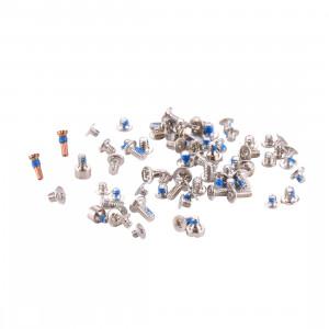 iPartsAcheter pour iPhone 8 Plus Outils de réparation Ensemble complet de vis / boulons (rose) SI136F1084-20