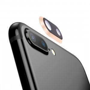 iPartsAcheter pour iPhone 8 Plus anneau de lentille de caméra arrière (or) SI701J728-20