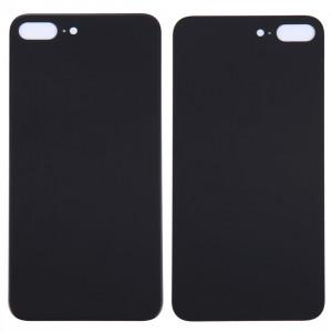 iPartsBuy pour iPhone 8 Plus couvercle arrière de la batterie (noir) SI36BL404-20