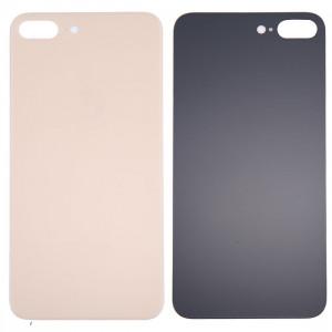 iPartsAcheter pour iPhone 8 Plus couvercle arrière de la batterie (Gold) SI36JL982-20