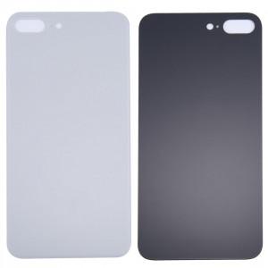 iPartsAcheter pour iPhone 8 Plus couvercle arrière de la batterie (blanc) SI36WL209-20