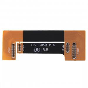 iPartsAcheter pour iPhone 8 Plus LCD Display Digitizer Test d'extension d'écran tactile câble Flex SI120515-20