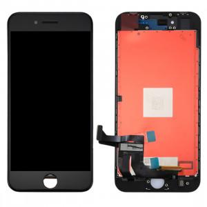 iPartsAcheter 3 en 1 pour iPhone 8 Plus (LCD (AUO) + Cadre + Touch Pad) Assemblage de numériseur (Noir) SI402B492-20