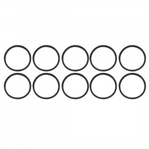 10 PCS iPartsAcheter pour iPhone X & 8 et 8 Plus Anneaux étanches de la carte S173111597-20