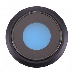 iPartsAcheter pour iPhone 8 anneau de lentille de caméra arrière (noir) SI313B1779-20
