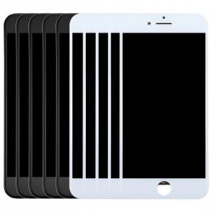 Ecran LCD 5 PCS noir + 5 PCS blanc et assemblage complet du numériseur pour iPhone 8 Plus SH80211432-20