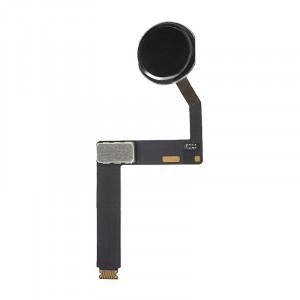 Bouton Accueil Câble Flex pour iPad Pro 9,7 pouces / A1673 / A1674 / A1675 (Noir) SH115B58-20