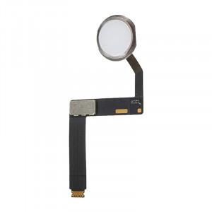 Bouton Accueil Câble Flex pour iPad Pro 9,7 pouces / A1673 / A1674 / A1675 (Argent) SH115S787-20