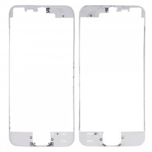 iPartsAcheter pour iPhone SE Original Avant Cadre Cadre LCD (Blanc) SI661W260-20