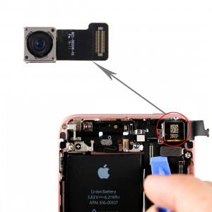 iPartsAcheter pour iPhone SE Original Caméra Arrière SI7202286-20