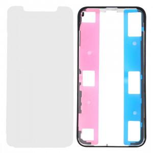 iPartsAcheter pour iPhone X Support de cadre d'écran LCD avec tôle SI00651509-20