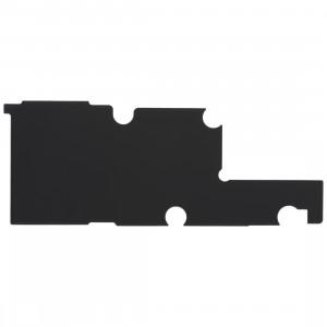 Autocollant noir de dos de carte mère pour l'iPhone X SH0158261-20