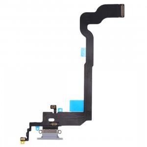 iPartsAcheter pour iPhone X Câble de Port de Charge (Blanc) SI01WL498-20