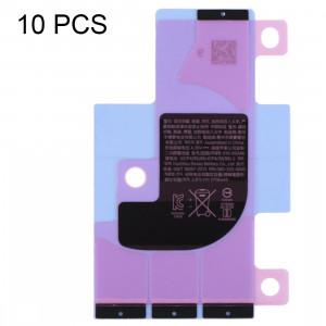 10 PCS iPartsAcheter pour les autocollants de bande adhésive de batterie d'iPhone X S173201160-20