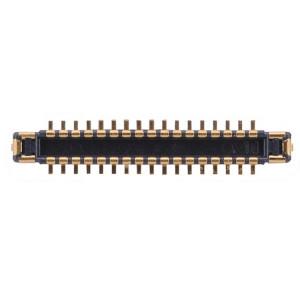 Connecteur FPC d'écran LCD sur câble flexible pour iPhone XS Max / XS / X SH00711976-20
