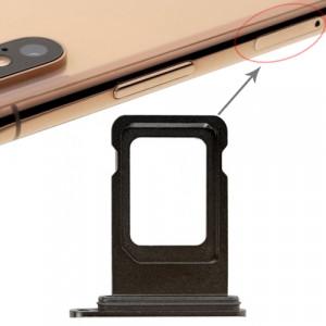 Bac à carte SIM pour iPhone XS Max (Noir) SH010B155-20