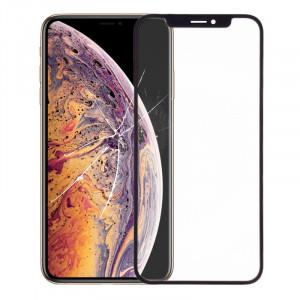 Écran avant lentille en verre pour iPhone XS Max SH10111966-20