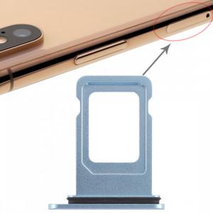 Bac à carte SIM pour iPhone XR (carte SIM simple) (bleu) SH033L402-20