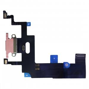 Câble Flex pour Port de Charge pour iPhone XR (Rose) SH431F338-20