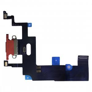 Câble Flex pour Port de Charge pour iPhone XR (Rouge) SH431R483-20