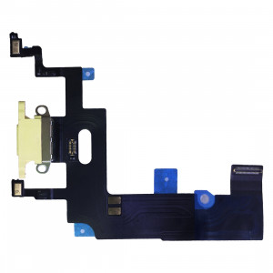 Câble Flex pour Port de Charge pour iPhone XR (Jaune) SH431Y16-20