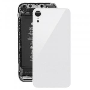 Coque arrière avec adhésif pour iPhone XR (blanc) SH035W1765-20