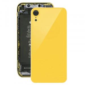 Coque Arrière Adhésive pour iPhone XR (Jaune) SH035Y1056-20