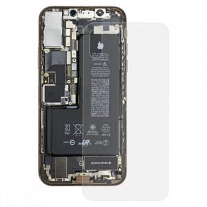 Coque arrière transparente pour iPhone XS (Transparent) SH130T1132-20