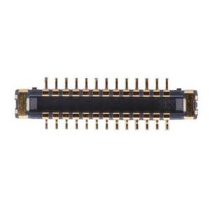 Connecteur FPC de la caméra arrière arrière sur câble flexible pour iPhone XS SH1432839-20