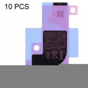 10 autocollants adhésifs de batterie de batterie de PCS pour l'iPhone XS SH21101188-20