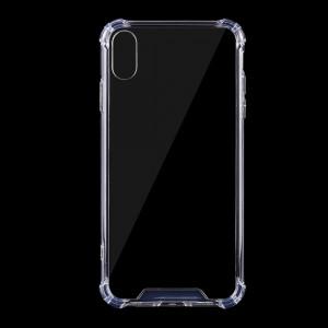 Coque en TPU transparente anti-goutte de 0,75 mm pour iPhone XR 6,1 pouces (transparente) SH941T1735-20