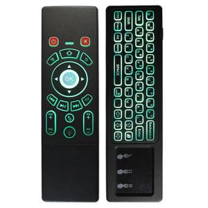 T6 Air Mouse 2.4GHz clavier sans fil à distance avec Touchpad & IR apprentissage pour PC, Android TV Box / Smart TV, appareils multimédia ST30141549-20