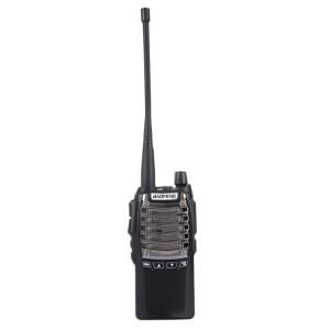 BAOFENG UV-8D Professionnel Double Bande Double PTT Clé Radio bidirectionnelle Talkie Walkie FM Transmetteur SB01004-20