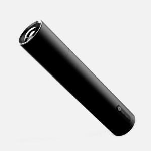 Lampe de poche à DEL zoomable BEEBEST 10W de Xiaomi, lampe de poche LED CREE XP-L 1000 LM avec luminosité réglable sur 2 niveaux et 2 modes (lumière blanche) SX96WL1393-20