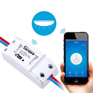 Sonoff eWelink Téléphone APP WiFi 2.4GHz DIY Smart LED Commutateur Télécommande Module, Soutien Alexa Echo et Google Home Contrôle vocal, AC 90-250V SS24171021-20